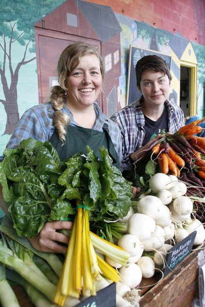 Photo by: BC Association of Farmers' Markets