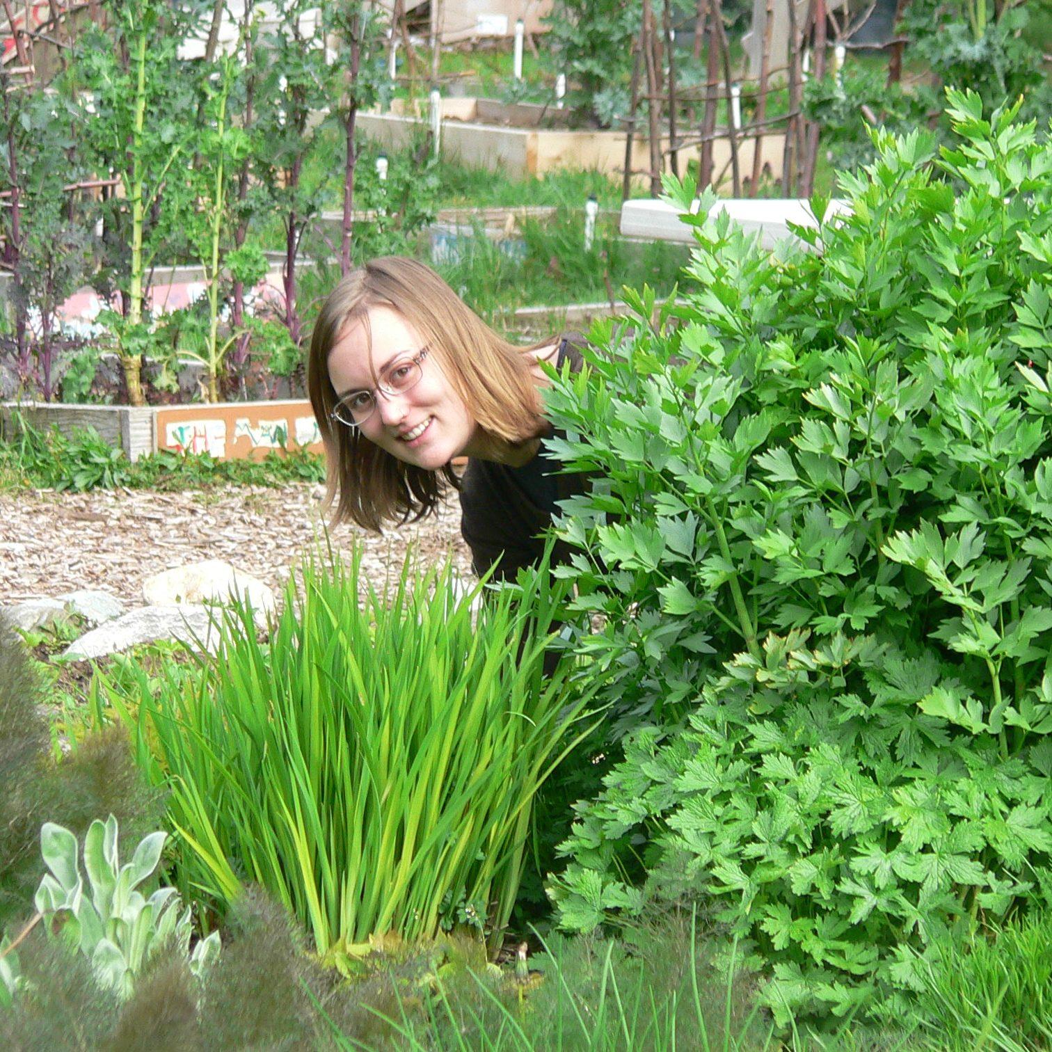 凯丽 · 赫斯,儿童花园教育助理