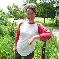 凯瑟琳 · 哈斯蒂,城市农民志愿者协调员