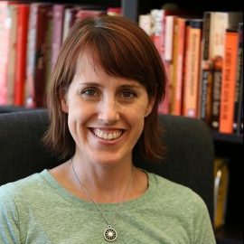 Photo of Kerry Greer.