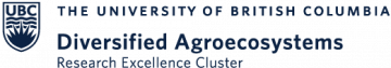 Logo of the Diversified Agroecosystems Research Excellence Cluster.