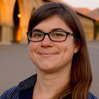 Photo of Sara Knox.