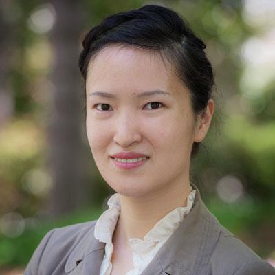 Photo of Siyun Wang.