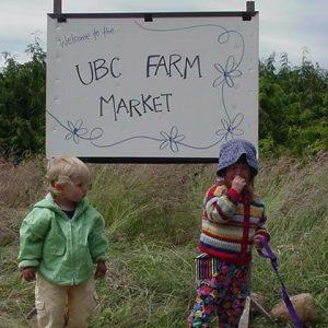 First Farm Market in 2001.