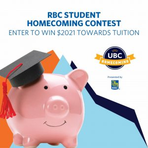 RBC Homecoming Student Contest