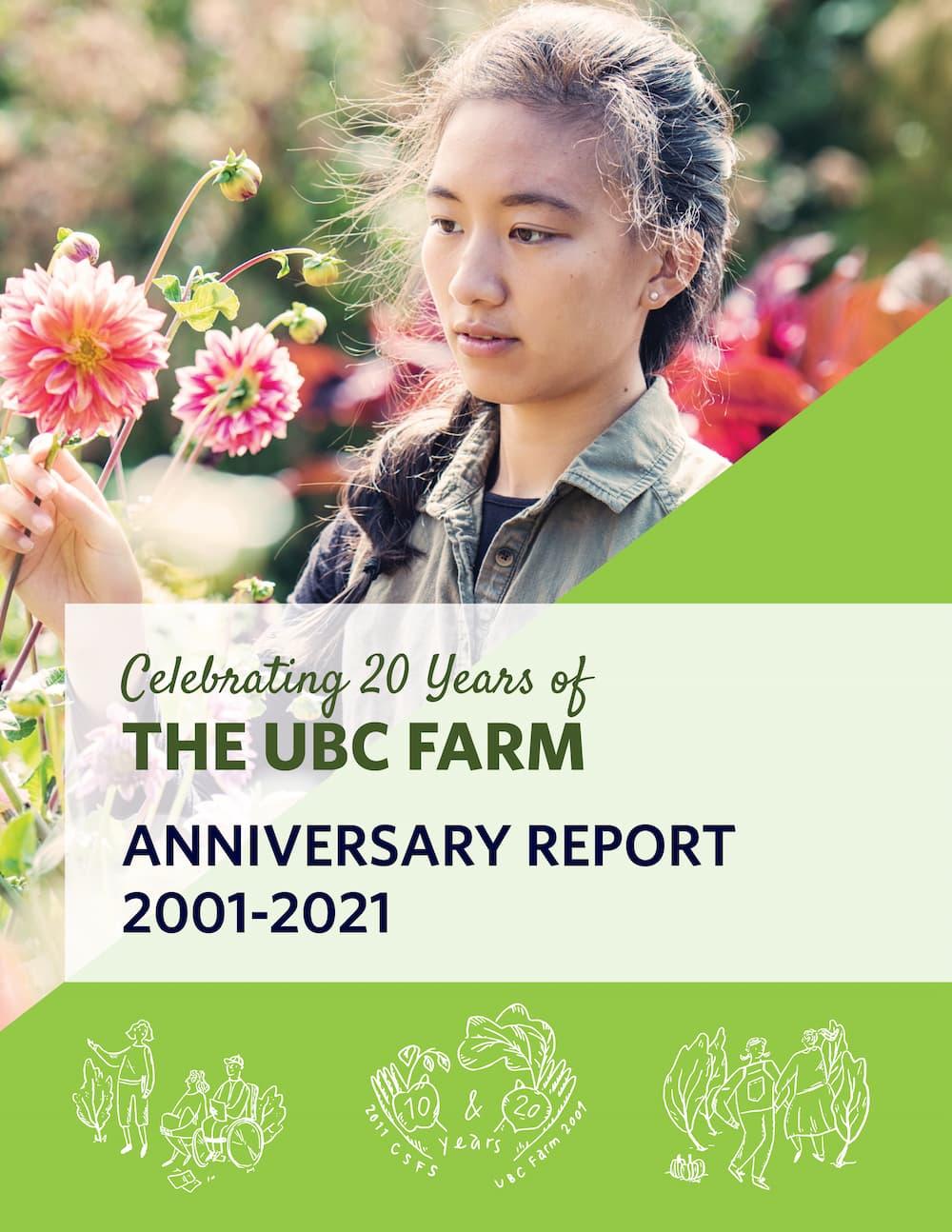 CSFS and UBC Farm Anniversary Report (2001-2021)